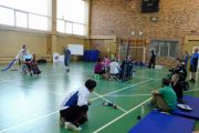 Boccia workshop Nymburk - Cheol Hyeon Kwon 04