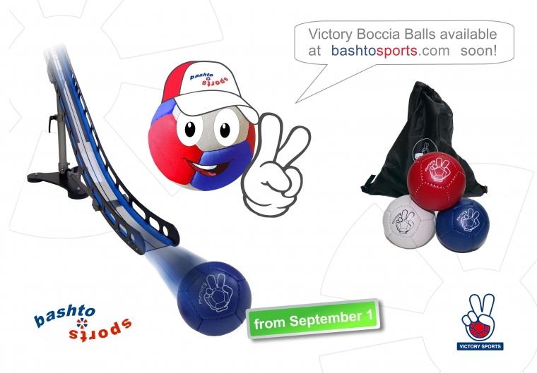 Victory Balls at BASHTO SPORTS